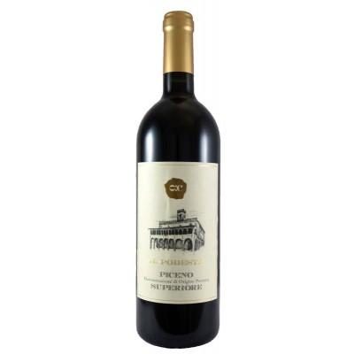 Cantina Offida - Rosso Piceno Superiore Podesta' DOP